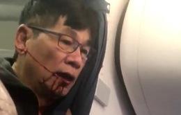"""United Airlines """"trắng án"""" sau vụ bạo lực hành khách"""