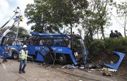 Philippines: Xe bus rơi xuống hẻm núi, ít nhất 24 người thiệt mạng