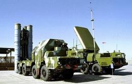 Đơn vị phòng không S-300 tham gia diễn tập ở miền Trung nước Nga