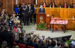Tòa án Venezuela từ bỏ nỗ lực tước quyền của Quốc hội