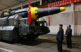 Triều Tiên tuyên bố thử thành công tên lửa đạn đạo xuyên lục địa