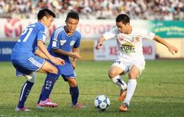 Lịch thi đấu và trực tiếp bóng đá vòng 11 V.League: HAGL đọ sức Quảng Nam, Hải Phòng so tài SLNA