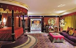 Bên trong khách sạn sang trọng nhất thế giới ở Dubai
