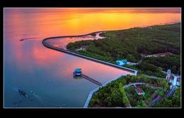 Việt Nam đẹp ngỡ ngàng khi nhìn từ trên cao