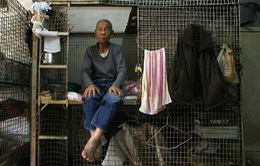 Cận cảnh cuộc sống trong không gian chật hẹp của người dân châu Á