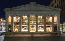 """""""Hô biến"""" trung tâm thương mại cổ xưa nhất nước Mỹ thành chung cư mini"""