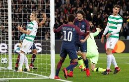 """ẢNH: Cận cảnh """"cơn ác mộng"""" của Celtic trước """"gã nhà giàu"""" PSG"""