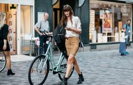 """""""Bỏ túi"""" phong cách đơn giản và trang nhã của các cô nàng Đan Mạch"""