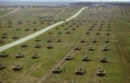 Nga bác cáo buộc tập trận Zapad để tiến hành xâm lược