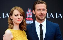 Cặp đôi La La Land choáng ngợp trước kỷ lục 14 đề cử Oscar 2017