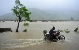 Mưa lớn tại Trung Quốc, 48.000 người phải sơ tán