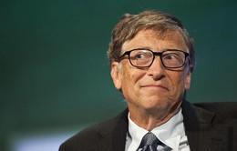 Người giàu nhất thế giới Bill Gates dùng điện thoại gì?