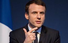 Hy vọng của châu Âu sau chiến thắng của ông Macron