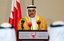 4 nước Arab sẵn sàng đối thoại có điều kiện với Qatar