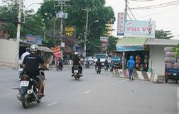 Từ 6/7, cấm ô tô rẽ trái vào đường Lê Trọng Tấn (TP.HCM)