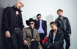 """Big Bang lọt Top 30 nghệ sĩ âm nhạc """"khủng"""" dưới tuổi 30"""