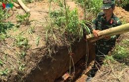 Đăk Nông: Hủy nổ thành công quả bom bị mang bán phế liệu