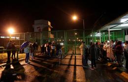 Bạo loạn nhà tù ở Mexico, ít nhất 13 người chết