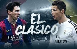 Trước trận Siêu kinh điển, Real Madrid - Barcelona: Ronaldo và Messi, ai hơn ai?!
