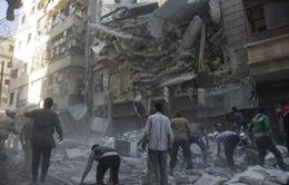 3.000 người thiệt mạng vì chiến sự trong tháng 9 ở Syria