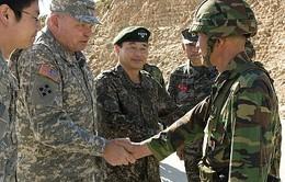 Mỹ - Hàn Quốc tiến hành tập trận chung