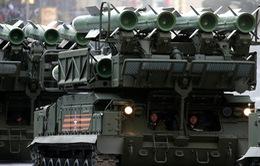 Nga đưa tên lửa mạnh nhất đến gần Triều Tiên