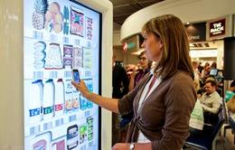 Ra mắt máy bán hàng thực tế ảo ở sân bay Gatwick