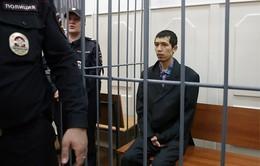 Nghi can Azimov phủ nhận tổ chức vụ đánh bom St. Petersburg