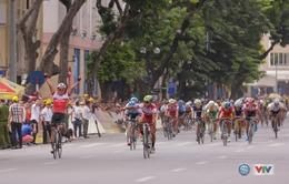 [KT] Xe đạp VTV Cúp Tôn Hoa Sen 2017: Anh em Lê Nguyệt Minh, Lê Văn Duẩn giành chiến thắng chặng khai mạc