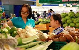 Giá cả thực phẩm 3 ngày Tết không biến động