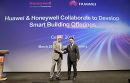 Huawei hợp tác với Honeywell phát triển giải pháp nhà thông minh