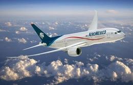 Mexico: Hàng chục chuyến bay của Aeromexico bị hủy