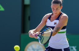 Vòng 2 đơn nữ Miami mở rộng 2017: Karolina Pliskova khởi đầu thuận lợi