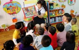 Tỷ lệ trẻ từ 3-5 tuổi đến trường đạt 92%