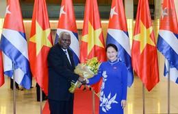 Chủ tịch Quốc hội Cuba thăm chính thức Việt Nam
