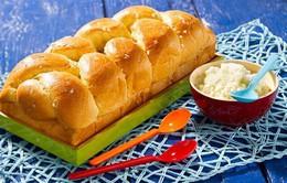 Cách làm bánh mì hoa cúc mềm ngon thơm phức