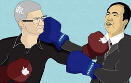 """Đánh bật Apple, Samsung trở lại """"ngôi vương"""" smartphone"""