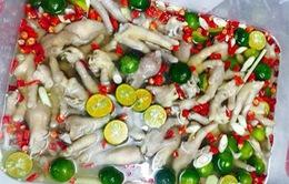 Cách làm chân gà chua ngọt nhâm nhi trong dịp Tết