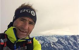 Nhà leo núi nổi tiếng Thụy Sĩ bỏ mạng trong tai nạn ở núi Everest