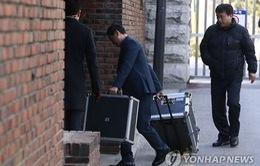 Tổng thống bị phế truất Hàn Quốc sắp rời Nhà Xanh