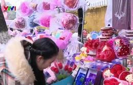 Thị trường quà tặng ngày Valentine 2017 đa dạng, độc đáo