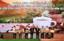 Bế mạc Lễ hội Cà phê Buôn Ma Thuột lần thứ 6