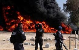 Mexico: Nổ đường ống dẫn nhiên liệu, 4 người thiệt mạng