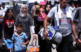 Iraq: Hơn 200.000 người đã rời khỏi Tây Mosul từ tháng 2