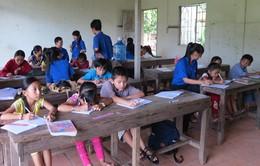 Tăng cường tri thức trẻ tình nguyện về khu vực biên giới