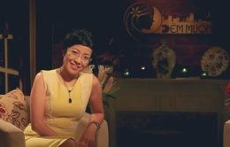 MC Thảo Vân: Tôi thấy hạnh phúc khi được dẫn Chuyện đêm muộn