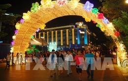 TP.HCM tổ chức nhiều hoạt động vui chơi giải trí đón năm mới