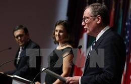 Vòng 3 tái đàm phán NAFTA đạt kết quả khả quan