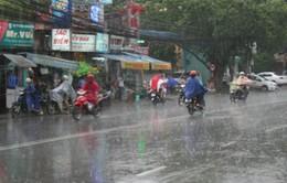 Duy trì hình thái mưa rào rải rác ở miền Trung