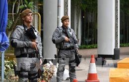 Malaysia, Philippines và Indonesia tuần tra chung chống khủng bố